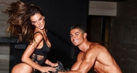 Ronaldo ve Ambrosio'dan bomba pozlar!