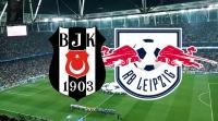 Beşiktaş - RB Leipzig maçının capsleri