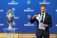 EURO 2024 oylamasında Türkiye'ye oy veren ülkeler
