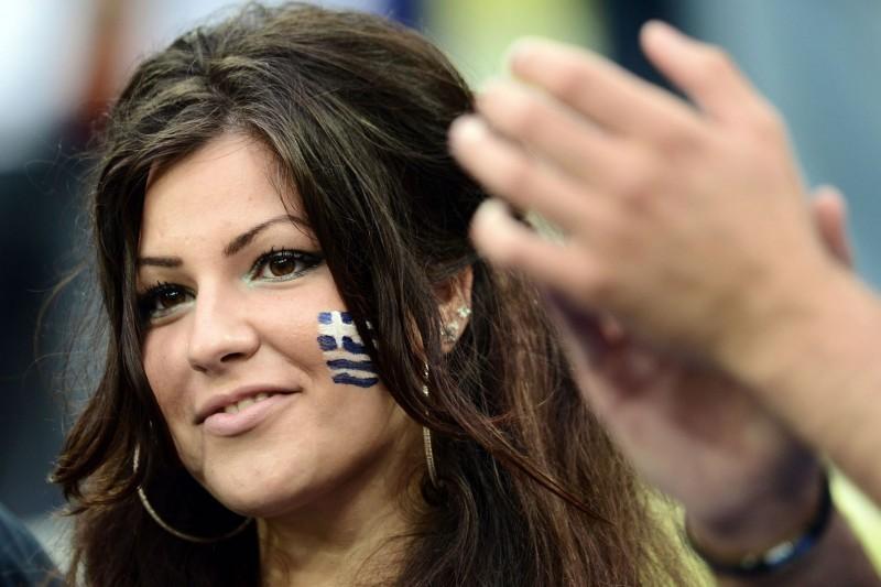 Фото девушки гречанки 11 фотография