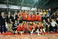 VakıfBank Şampiyon ( Acıbadem Bayanlar Voleybol Ligi )
