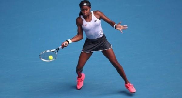 16 yaşındaki Gauff, WTA Lexington'da çeyrek finalde