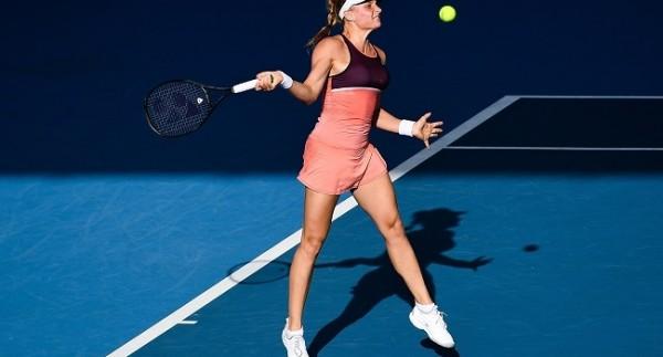 19 yaşındaki tenisçiden büyük başarı