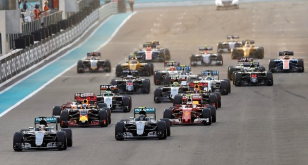 2019 Formula 1 takvimi belli oldu