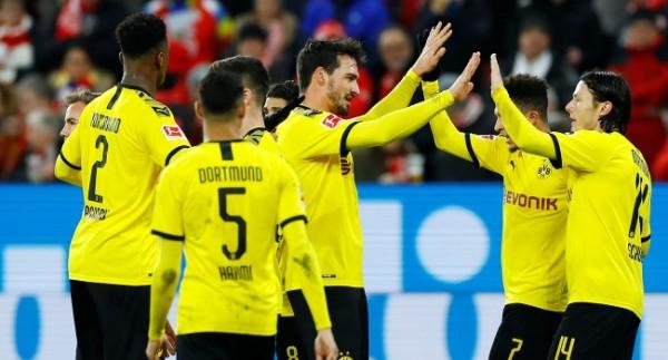 Mainz 05 0-4 Borussia Dortmund Maç Özeti İzle!