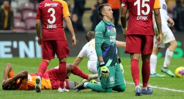 Galatasaray 2-2 MKE Ankaragücü Maç Özeti İzle!