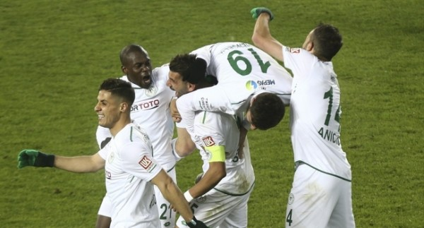 Ankaragücü 0 – 1 Konyaspor Maç Özeti İzle!