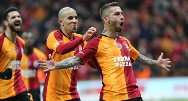 Galatasaray 1-0 Yeni Malatyaspor Maç Özeti İzle!
