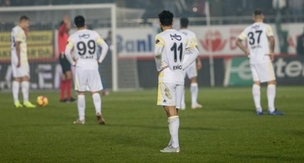 Akhisarspor 3-0 Fenerbahçe Maç Özeti İzle!