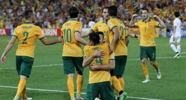 Avustralya 2-0 Çin Maç Özeti İzle