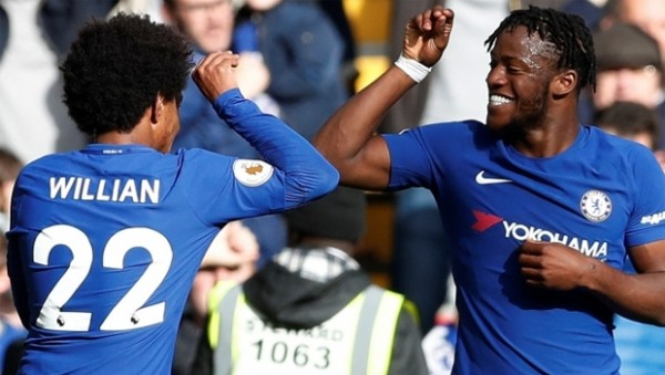 Chelsea 4-2 Watford Maç Özeti İzle!