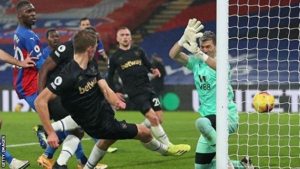 Crystal Palace 2 – 3 West Ham United maç özeti izle