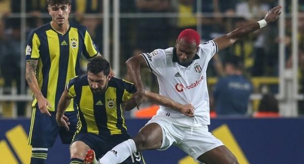 Fenerbahçe 1-1 Beşiktaş Maç Özeti İzle!