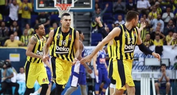 Fenerbahçe Beko 76-67 Buducnost VOLI Geniş Özeti İzle!