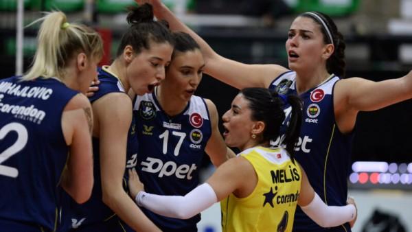 Fenerbahçe Opet-Nantes Maçı Canlı İzle!