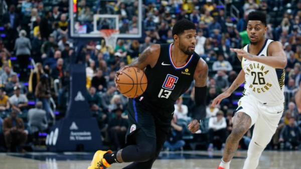 LA Clippers - Indiana Pacers NBA maç özeti izle