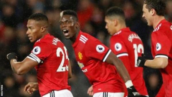Manchester United 3-0 Stoke City Maç Özeti İzle!
