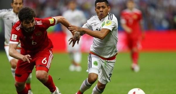 Meksika 2-1 Rusya Maç Özeti İzle!