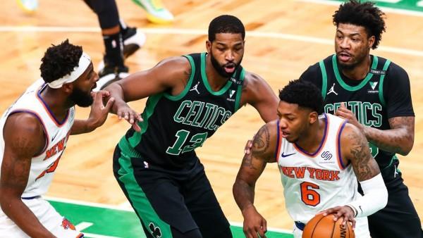 New York Knicks 138 - 134 Boston Celtics maç özeti izle