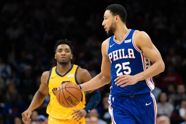 Philadelphia 76ers  131 - 123 Utah Jazz NBA maç özeti izle