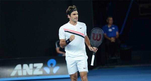 Roger Federer 2-0 Jeremy Chardy Geniş Özeti İzle!