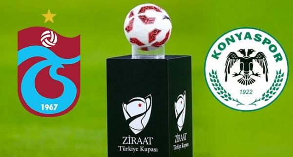 Trabzonspor-Konyaspor Maçı Canlı İzle!