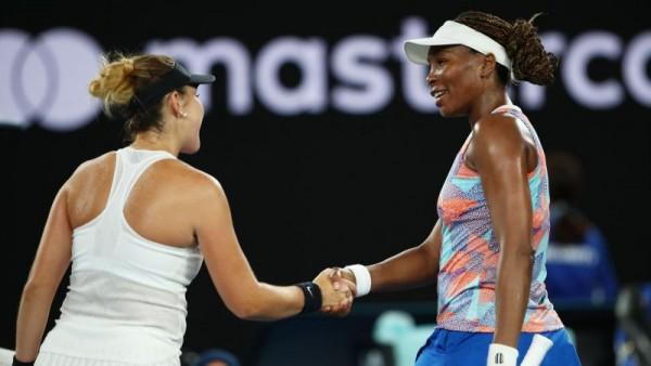 Venus Williams 0-2 Belinda Bencic Geniş Özeti İzle!