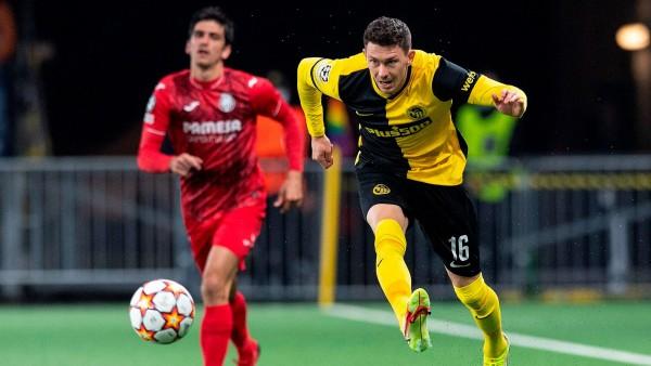 Young Boys 1 – 4 Villarreal maç özeti izle