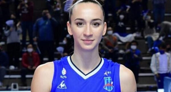 Anna Lazareva Fenerbahçe'de
