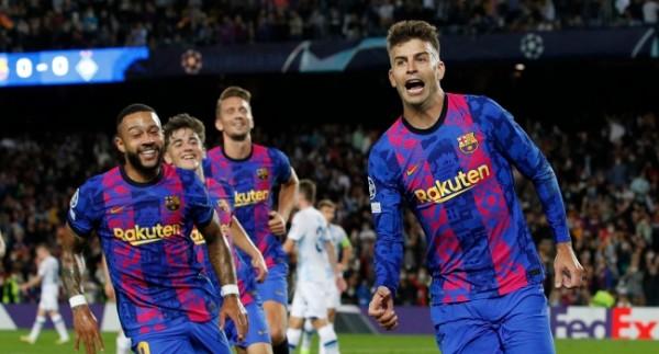 Barcelona 1-0 Dinamo Kiev Maç Özeti İzle!