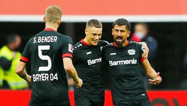 Bayer Leverkusen 1-1 Leipzig Maç Özeti İzle!