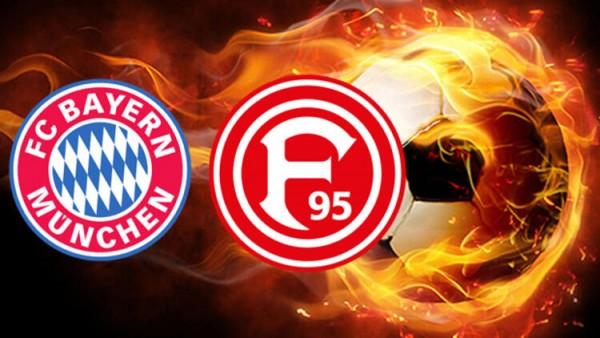 Bayern Munih-Düsseldorf Maçı Canlı İzle!