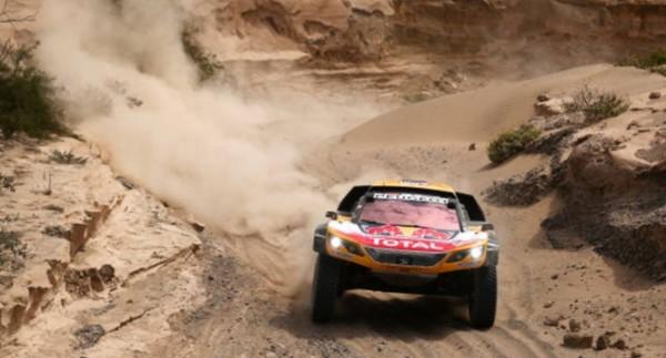 Dakar Rallisi'nde 8. etap tamamlandı