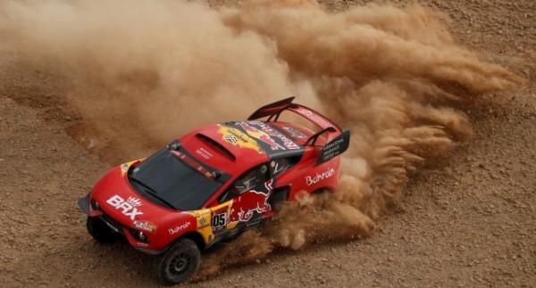 Dakar Rallisi'nde beşinci etap geride kaldı