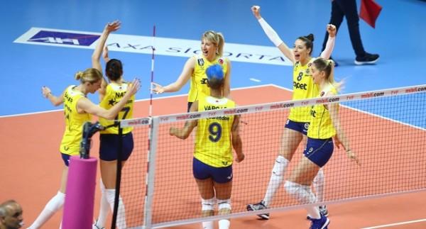 Derbide zafer Fenerbahçe Opet'in