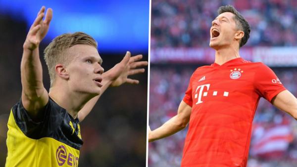 Bayern Münih-Borussia Dortmund Maçı Canlı İzle!