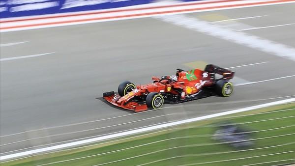 F1 Azerbaycan Grand Prix Yarışı Canlı İzle!