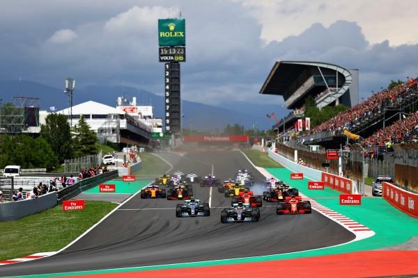 Formul 1 İspanya GP Yarışı Turları Canlı İzle!