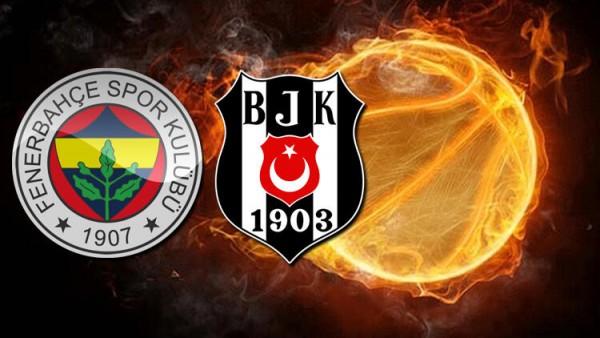 Fenerbahçe Beko-Beşiktaş Sompo Sigorta Maçı Canlı İzle!