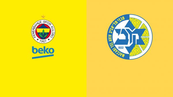 Fenerbahçe Beko-Maccabi Playtika Maçı Canlı İzle!