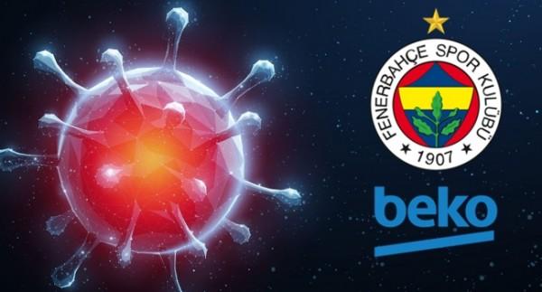 Fenerbahçe Beko'dan kötü haber