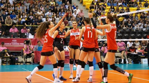 Filenin Sultanları, Dünya Şampiyonası biletini kaptı