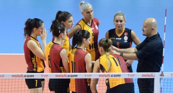 Galatasaray HDI Sigorta evinde galip