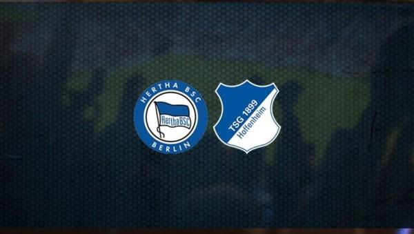 Hertha Berlin-Hoffenheim Maçı Canlı İzle!