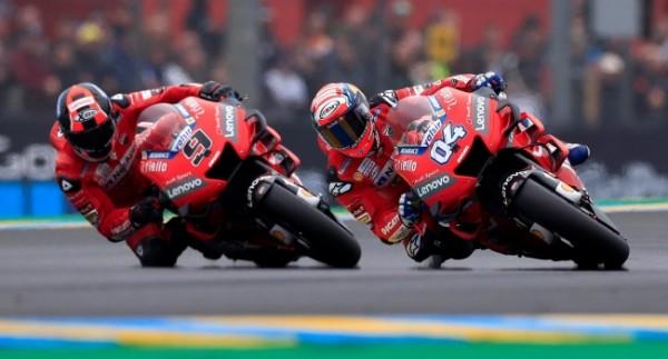 İtalya'da MotoGP heyecanı yaşanacak
