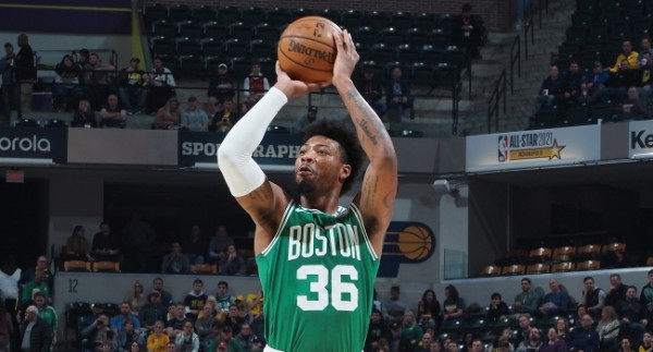 Marcus Smart'tan da iyi haber