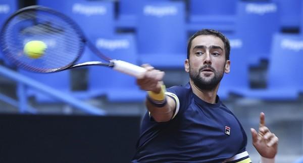 Marin Cilic, İstanbul Open'a veda etti