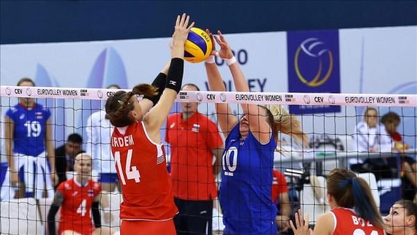 Milli Kadın Voleybol Takımı FIVB Ligi'nde mücadele edecek