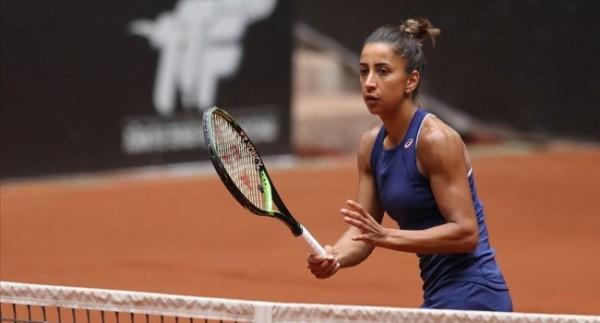 Milli tenisçi Fransa Açık elemelerine iyi başladı