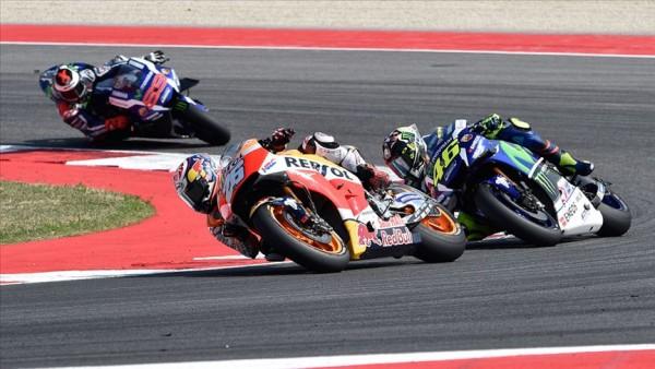 MotoGP'de heyecan Tayland'da sürecek